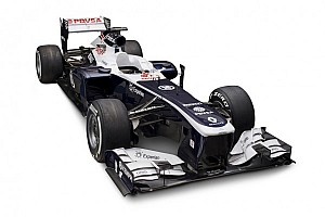 Formula 1 Breaking news Williams F1 launch 2013 car - FW35
