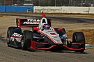 Allmendinger completes successful testing day for Team Penske