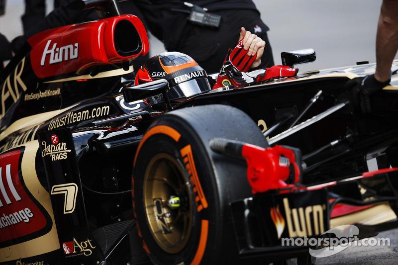 Räikkönen set 3rd fast time on Circuit de Catalunya second test day