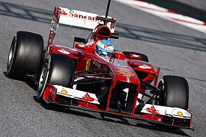 Formula 1 Breaking news New Ferrari not quickest in field - Domenicali