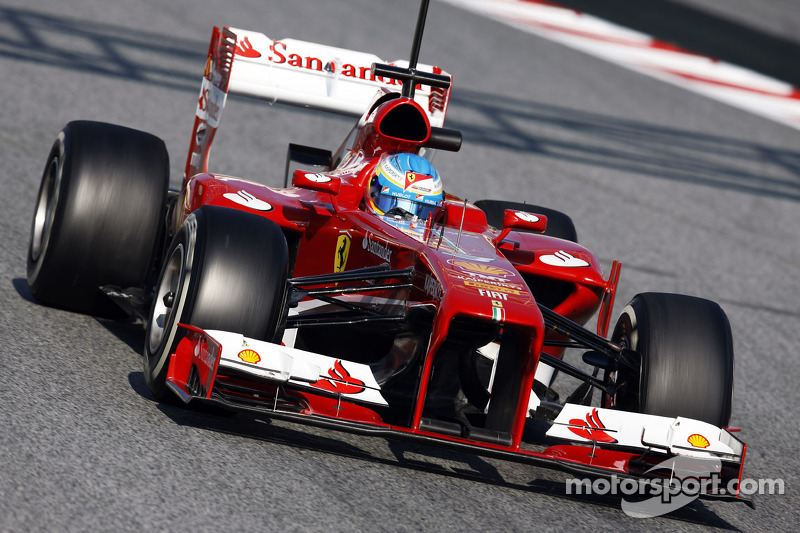 New Ferrari not quickest in field - Domenicali