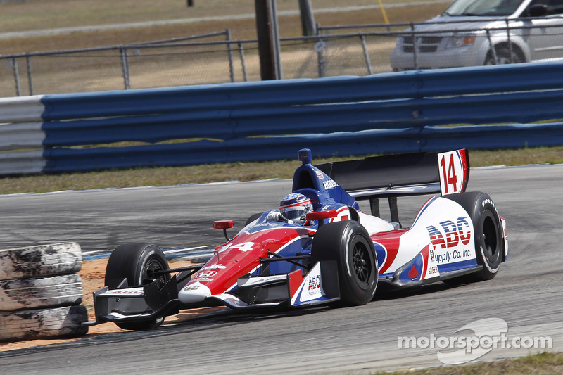 A.J. Foyt and ABC Supply extend long-term partnership
