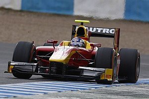 GP2 Testing report Racing Engineering completes a successful three days of testing at Jerez