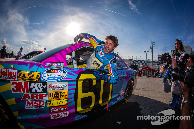 Travis Pastrana: I'm passionate about what I do and I love that passion