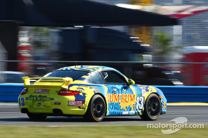 Rum Bum Racing takes fourth in the CTSCC race in Austin