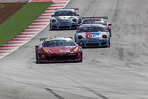 Jeff Segal endures another challenging race at the GRAND-AM of The Americas