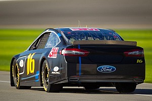 NASCAR Sprint Cup Testing report Teams fine-tune intermediate track set up in Las Vegas