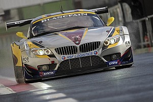 Endurance Testing report Marc VDS complete three-day test at Vallelunga