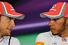 Button rivalry 'not exciting' - Hamilton