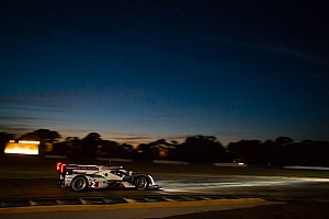 Kristensen gives Audi Thursday sweep at end of Sebring's night practice