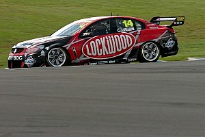 V8 Supercars Race report Kiwi Coulthard claims second race win in Melbourne