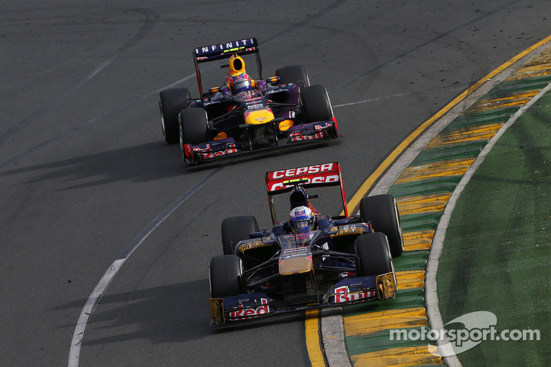 Good season start for Scuderia Toro Rosso in Melbourne