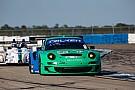 Henzler, Tandy, Sellers third in GT at 12 Hours of Sebring in Falken Porsche