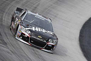 NASCAR Sprint Cup Race report Ryan Newman finishes 7th at Bristol 500