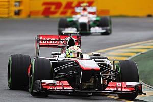 McLaren 'not considering' 2012 car reprise
