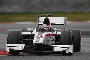 GP2 Qualifying report Coletti flies to Malaysia maiden pole