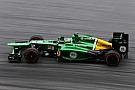 Caterham expect a good qualifying after a good Friday practice at Sepang