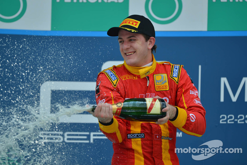 Leimer and Racing Engineering win the first race of the season at Sepang