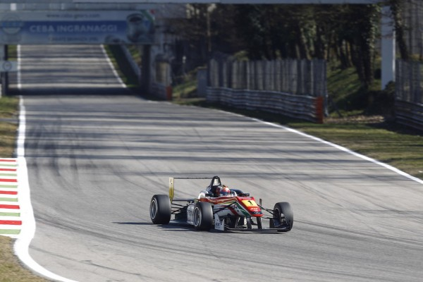 A home victory for Raffaele Marciello in Monza race 1