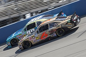 Bayne locks up another top-ten finish in Fontana 300