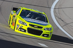 NASCAR Sprint Cup Race report Paul Menard earns eighth-place finish on Fontana 400