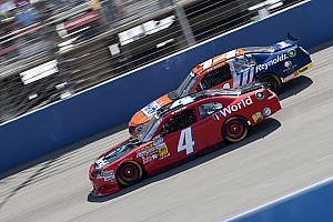 NASCAR XFINITY Race report 28th place for Daryl Harr at Auto Club Speedway