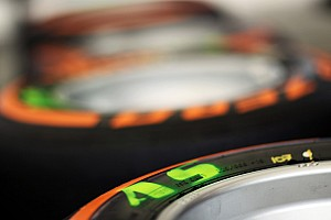 Changing tyres now would be wrong - Pirelli