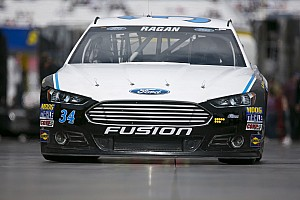 NASCAR Sprint Cup Preview Ragan enjoys going 'old school' at Martinsville
