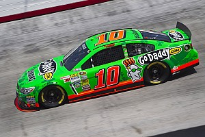 NASCAR Sprint Cup Preview Danica Patrick ready for Martinsville Gas Booster 500