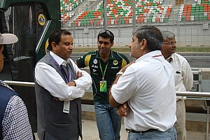 Formula 1 Commentary No more Indians close to F1 - Chandhok