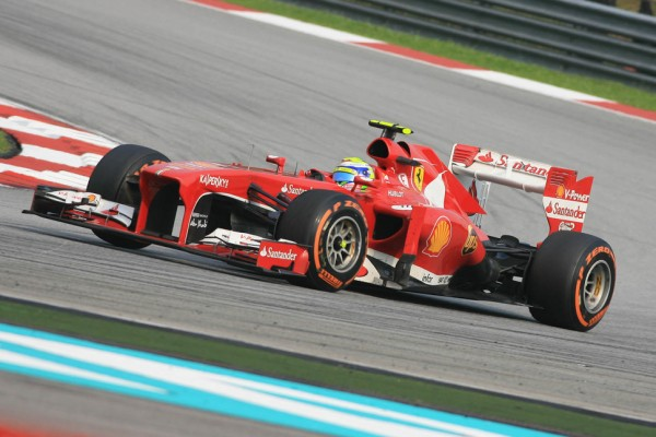 Alonso and Massa: factory days in the run up to Shanghai
