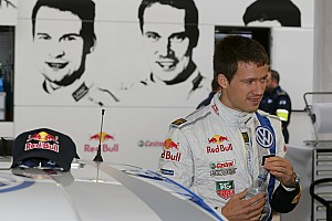 WRC Leg report Slender lead for Volkswagen driver Sébastien Ogier in day one at Portugal