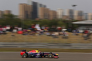 Formula 1 Race report Top five finish for Sebastian Vettel at Chinese GP