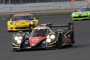 WEC Race report Rebelion Racing finishes first and second in the LMP1 Privater Trophy at Silverstone