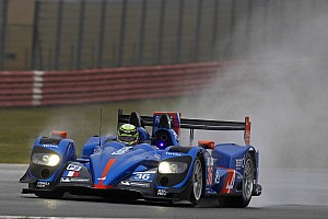 Rain at Silverstone spoils Alpines and Panciatici hopes