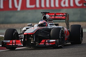 Button and Perez on upcomning Bahrain GP