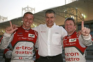 DTM Breaking news Audi names Dieter Gass as Head of their DTM program