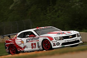 Grand-Am Race report Edwards holds off Lally during stretch run at Road Atlanta