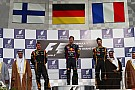 Clean swep of Bahrain Grand Prix podium for Renault engines