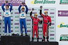 Gurney and Fogarty score third consecutive 2013 podium finish at Road Atlanta