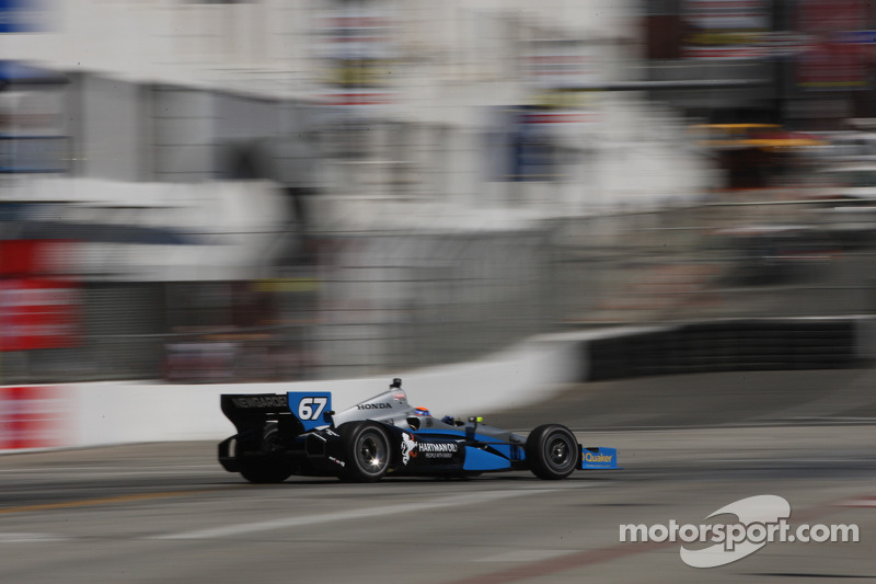 The streets of Long Beach leave SFHR longing for more