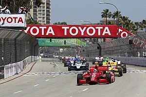 IndyCar Blog Toyota Grand Prix of Long Beach: Surf's up edition