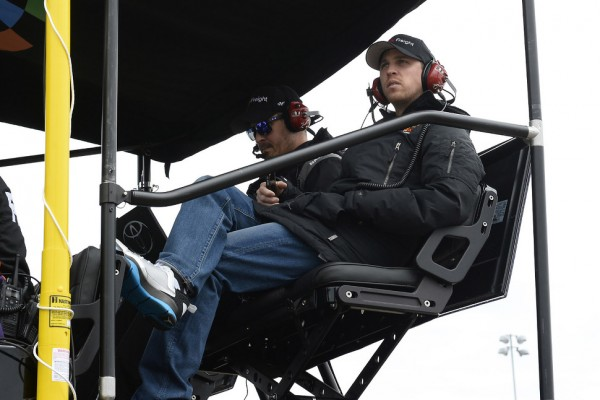 Hamlin remains on the sideline for his home race at Richmond