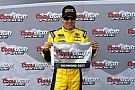 Kenseth aces Richmond pole for a new track record