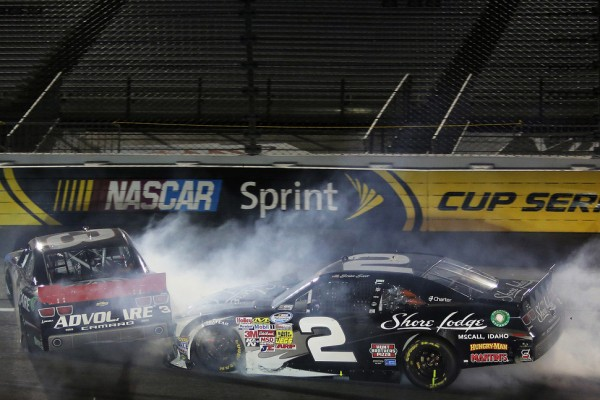 Turner Scott Motorsports, Richard Childress Racing teams penalized for Richmond incident