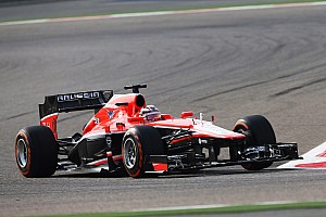 Loss of F1 income 'really hurts' - Marussia