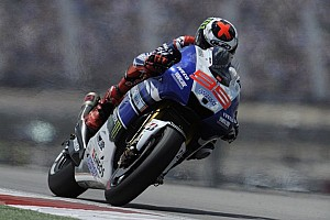 MotoGP Practice report Lorenzo leads the way on day one at Jerez