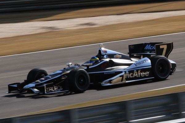 From Lotus to Chevy – What happened at Indy for Dragon Racing
