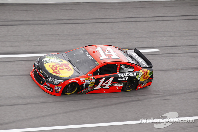 'Big one' collects stewart at Talladega