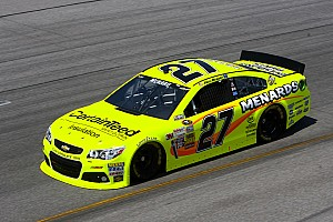NASCAR Sprint Cup Race report RCR's Menard finishes 26th in a rain-filled event at Talladega Superspeedway